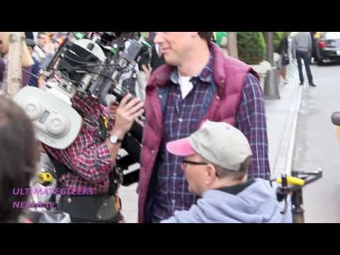 NEALB.tv:  GLEE in NYC! (EXCLUSIVE Video Footage!)