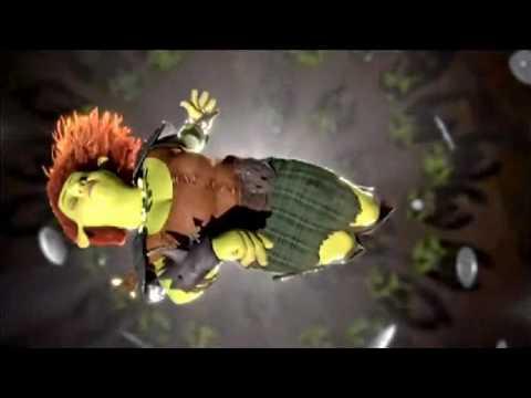 forever after fiona Shrek