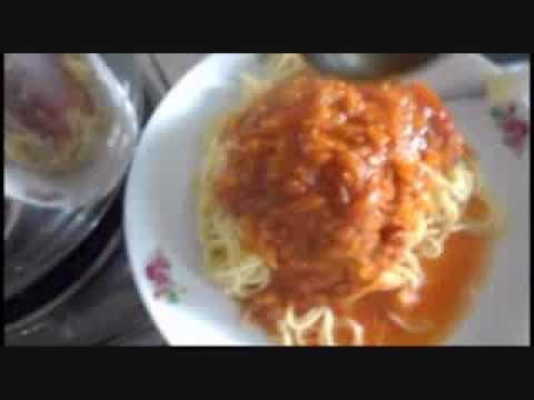 How To Make Spaghetti Malaysian Version Youtube