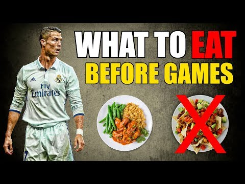 What To Eat Before a Soccer Game