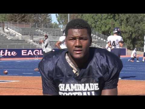 TJ Pledger Chaminade, Courtesy of the Cronkite Sports Bureau Los Angeles