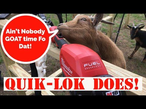 Milwaukee M18 FUEL Attachment System w/ QUIK-LOK - Tool Box