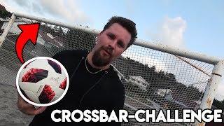 CROSSBAR-CHALLENGE (TRÄFFA RIBBAN ELLER FÅ ETT STRAFF)
