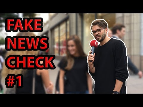 Der Radio Hamburg Fakenews-Check mit Tim Winterscheid #1