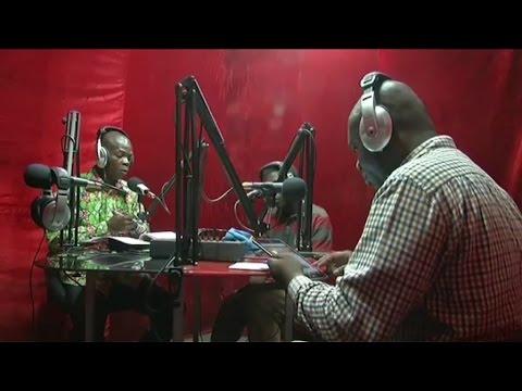 Congo, Célébration de la journée mondiale de la radio