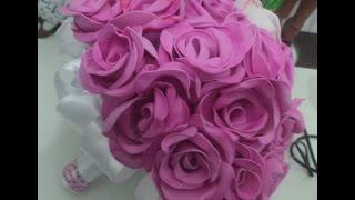 pap buque de rosas eva