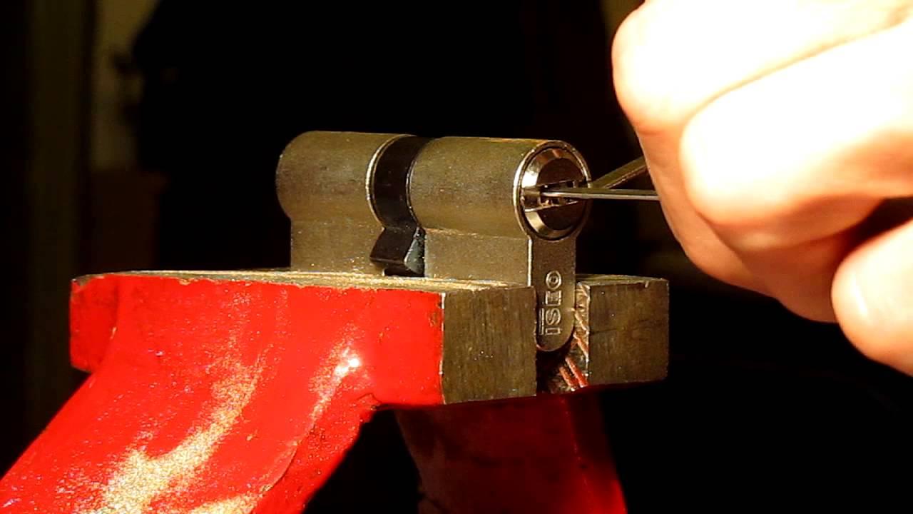 Download crochetage rapide d'une serrure de sécurité