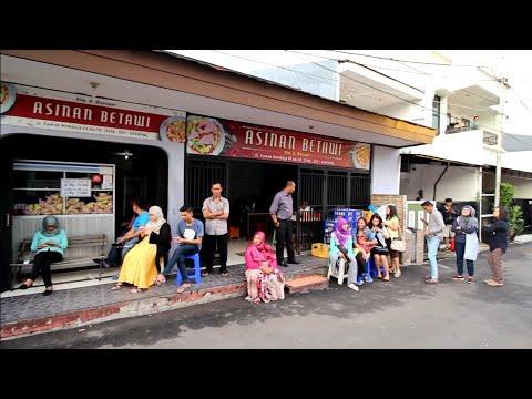 BAPER   BAWAANNYA LAPERRR Kalau Kuliner Asinan Betawi H. Mansyur Kamboja Rawamangun