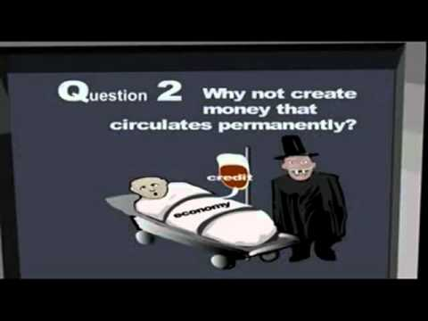 Money as Debt I how our money system works