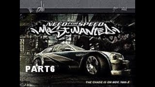 NFS MOST WANTED  PART 6