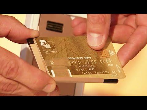 Nouveau - Carte bancaire : protégez-là