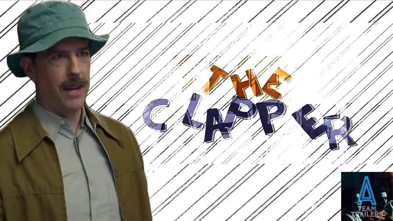 Download The Clapper - 2018 Movie Trailer | Ed Helms, Tracy Morgan, Amanda Seyfried Comedy Movie HD