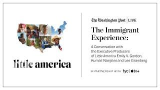 Lee Eisenberg, Kumail Nanjiani & Emily V. Gordon discuss 'Little America' (Full Stream (6/30)