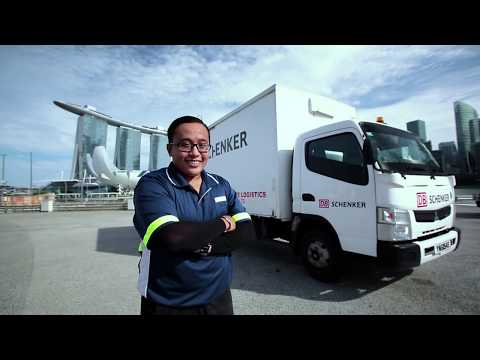 Next generation automation and sustainability at DB Schenker