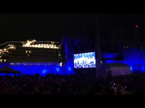 SeePort Sunset Symphony & Fireworks, Auckland Anniversary Celebrations 2019, NZ- Video2