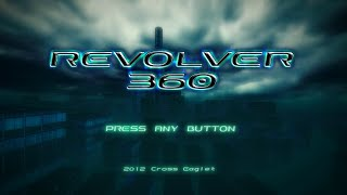 REVOLVER360 [Infinite Range mode ~ wave 83] [Cross Eaglet - 2012] PC (60 FPS)