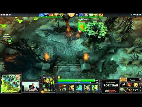 EG vs FnaticRC TD 11