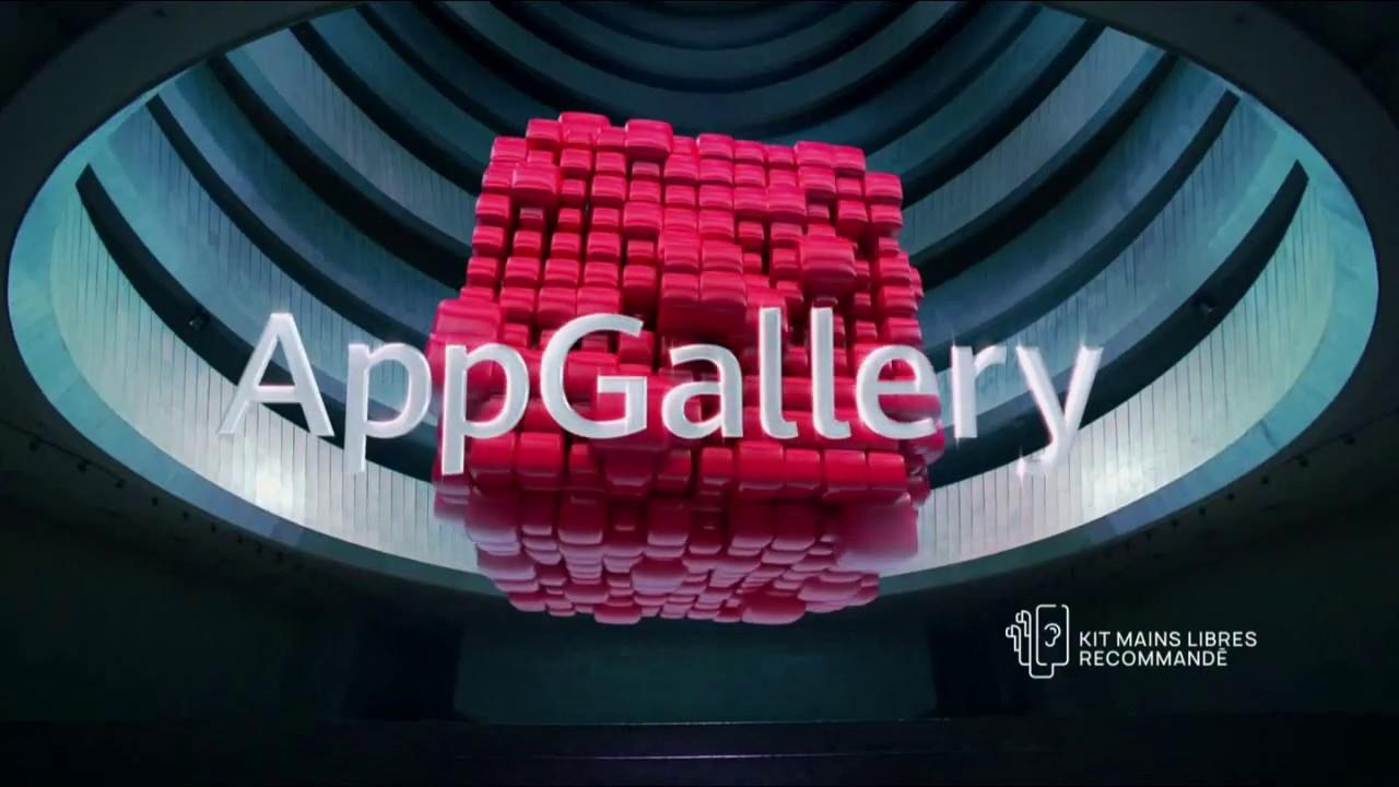 """Musique de la pub Huawei P40 serie 5G """"découvrez sur AppGallery""""  2021"""