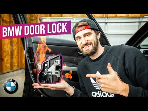 How to Replace BMW's Crappy Door Locks | BMW E90, E60, Z4 & more