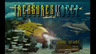 Let's play PS1 Treasure's of the Deep (part 1)