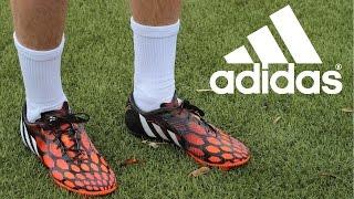 Pantalones Pionero tono  adidas Predator Instinct FG - TEST/ REVIEW - WORLD CUP 2014 - YouTube