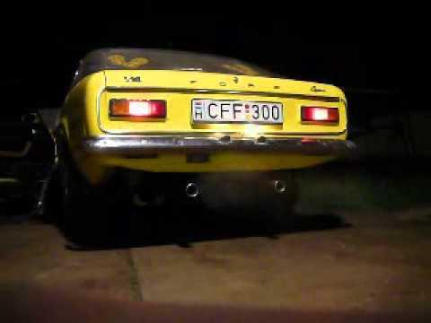 Capri Mk1 V4 essex sound