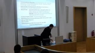 GFA-Präsentation E!Woche