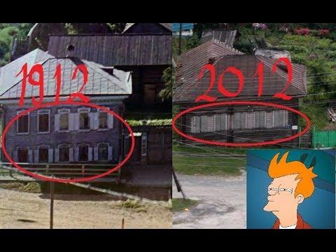 Тайна закопанных домов.  Последнее видео! Потоп 19 века.