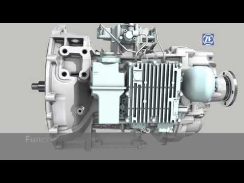 ZF-AS Tronic lite for Trucks (en) - YouTube