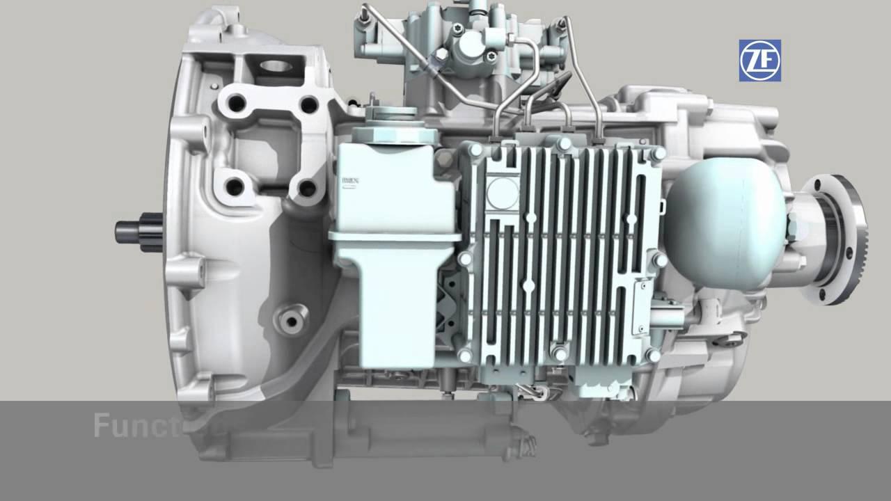 ZF-AS Tronic lite for Trucks (en)