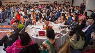 Live Projection Video - RANA's 2018 Annual Diwali Gala Celebration
