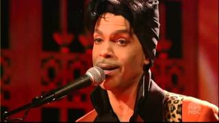 Prince - Fury (Live) - Saturday Night Live