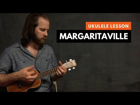 Ukulele lesson for