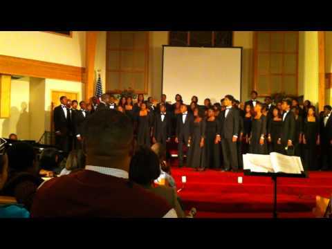 Pine Forge Academy Choir - O For a Faith