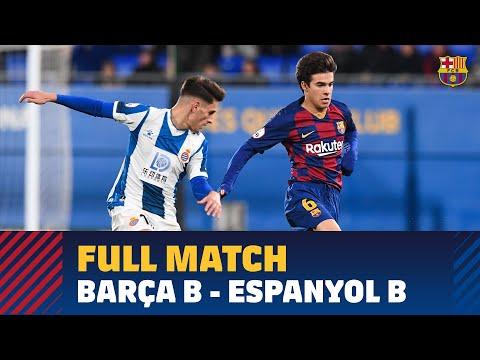 [RETRANSMISIÓN] Barça B 2 - 0 Espanyol B