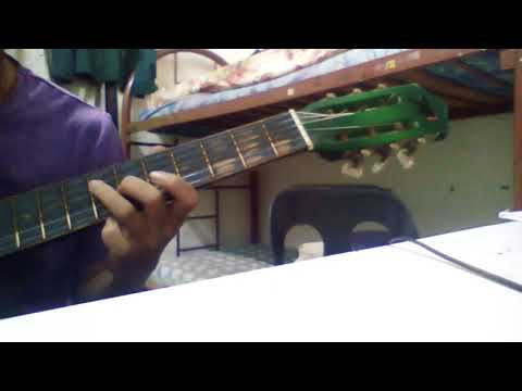 Fara Hezel-Setiaku pasti (short instrumental) + plucking + tab
