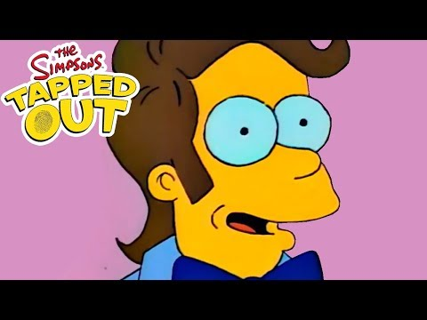 The Simpsons: Tapped Out - Prom Time Homer - FULL WALKTHROUGH
