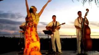 Hula dance at House Without a Key in Waikiki