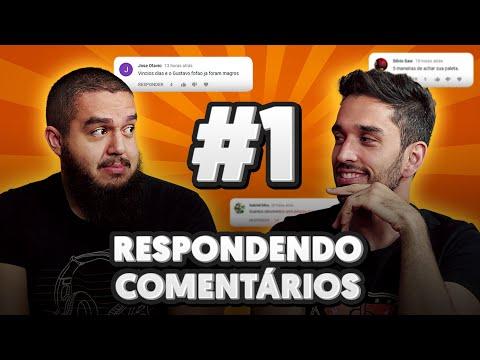 RESPONDENDO COMENTÁRIOS #1 | Leo Eymard e Gustavo Fofão