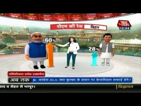 Will Bihar Give PM Modi Another Chance? | Political Stock Ex