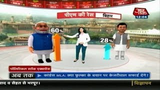 Will Bihar Give PM Modi Another Chance? | Political Stock Exchange With Anjana Om Kashyap