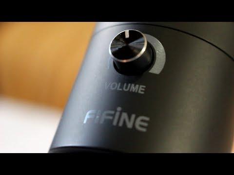 Fifine K669 - Odličan USB Mikrofon za plitak džep
