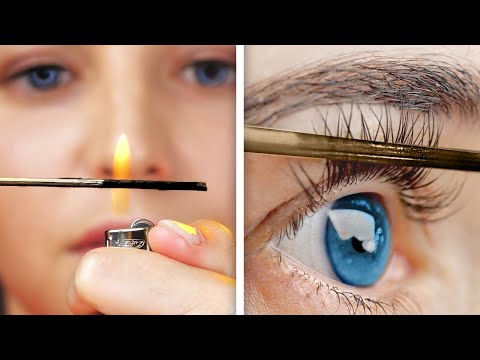 26 CHEAP YET CLEVER MAKEUP IDEAS THAT WILL SAVE YOUR MONEY || GLAM UP YOUR STYLE