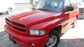 Dodge Ramcharger (1998-2001)