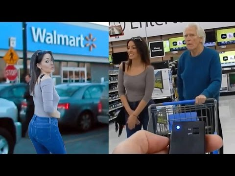 Vibrating Panties Prank On Girlfriend!PART 2 INSIDE WALMART! from YouTube · Duration:  5 minutes 43 seconds