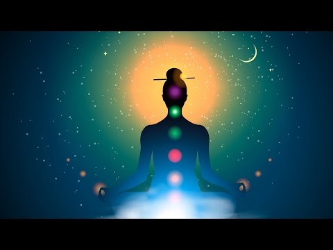 Deep Sleep Meditation Music for Insomnia : Healing Meditation for 7 Chakras, Sleeping Music