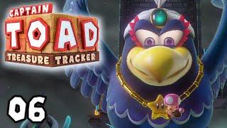 Wingos Wachturm (Boss)! | #06 | Captain Toad: Treasure Tracker