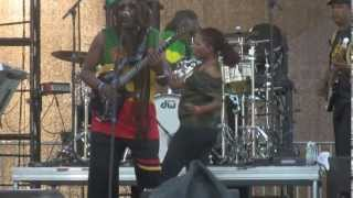 Steel Pulse High Sierra Music Fest 7/7/13 Life Without Music