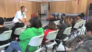 Earl Lambert: Halfway River FN - Value of Education: Knowledge is Power!