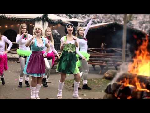 De Alpenzusjes - Hutje Op De Hei (Officiële Video)